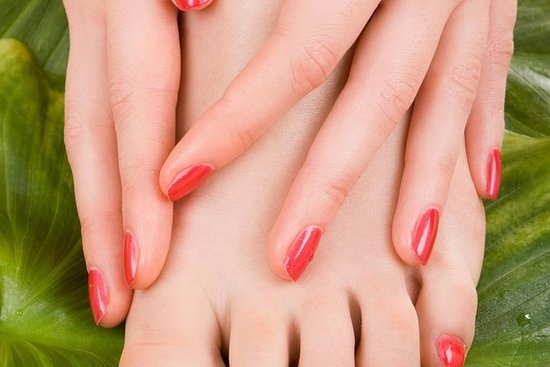 Classic Pedicure and Manicure...