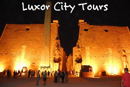 luxor museum and karnak sound and...