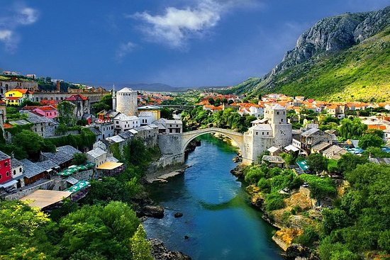 Mostar and Kravice Waterfalls by...