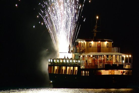 Fireworks Night Cruise from Pissouri