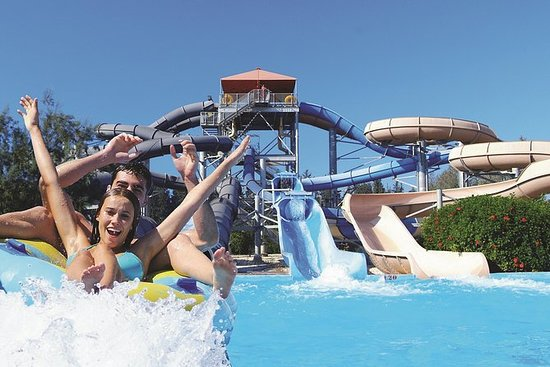 Fasouri Waterpark Adventure Admission...