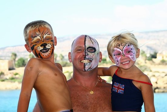 Family Fun Day Cruise from Paphos