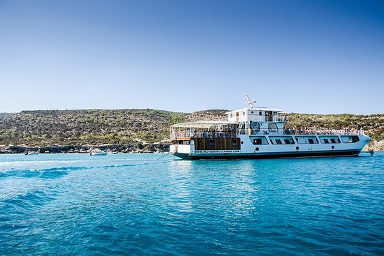 Blue Lagoon Day Cruise fra Paphos
