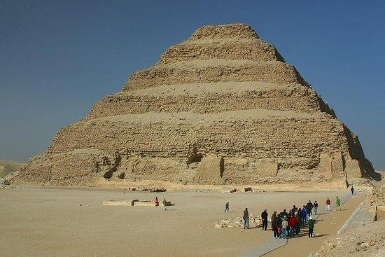 helgedagspyramid tur til Giza Sakura...