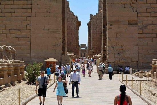 Private Tour nach Karnak und Luxor...