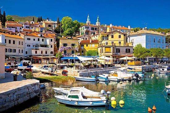 Adriatische edelstenen Rijeka en ...