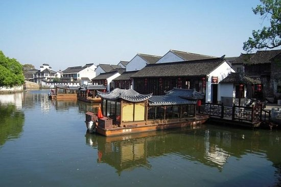 Small Group Day Tour to Suzhou with...
