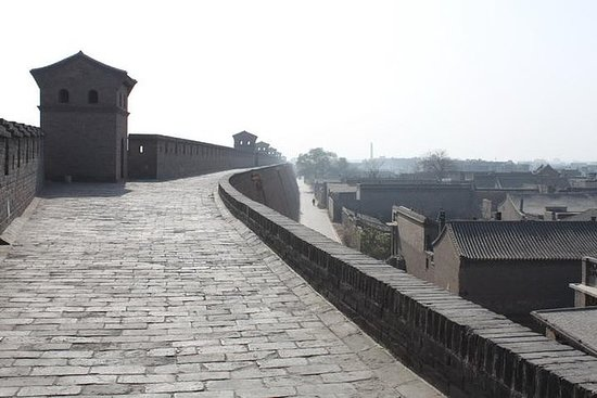 Small Group-Max 7 Travelers-Pingyao...