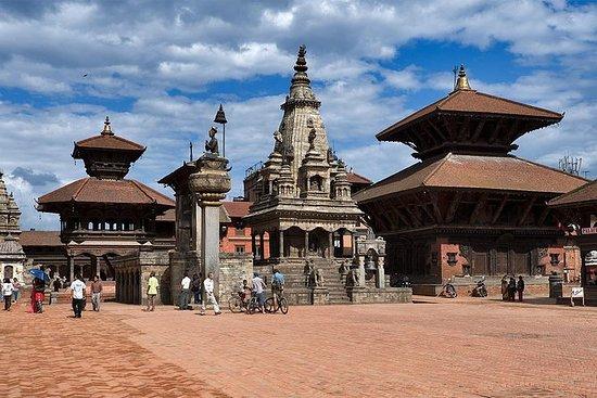 Patan y Bhaktapur Tour turístico...