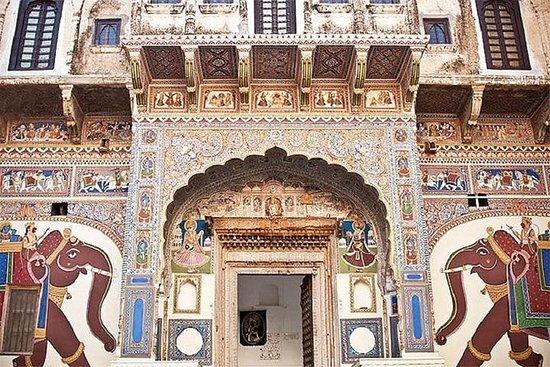 Jaipur naar Shekhawati Day Return Trip