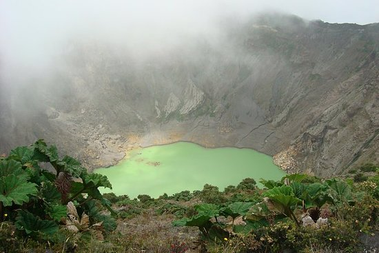 Irazu Volcano Orosi and Lankester...