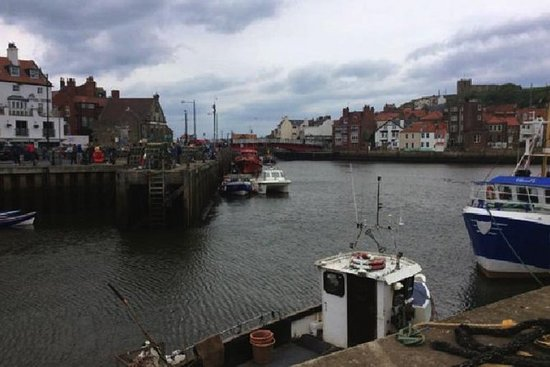 Whitby - Home of Captain Cook and...
