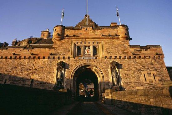 3小时私人爱丁堡城堡之旅