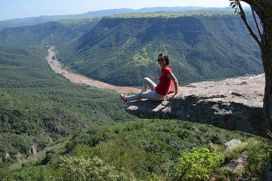 Oribi Gorge og Lake Eland Adventure...