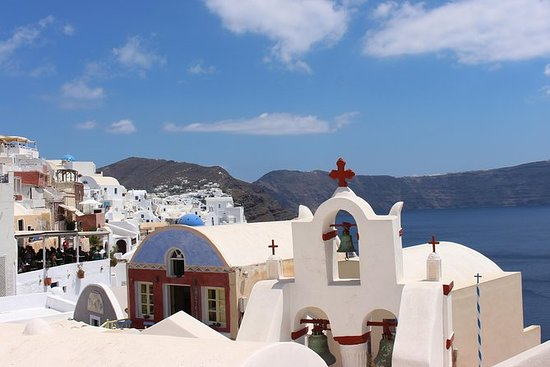Santorini Traditional Villages und ...