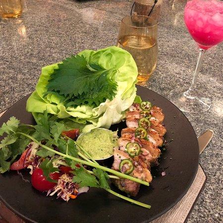 Sensational dining experience