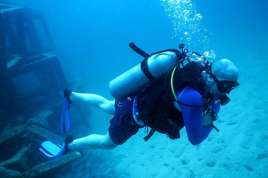 Discover Scuba Diving at Koh Tao or...