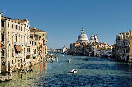 Venezia dagstur med tog fra Roma