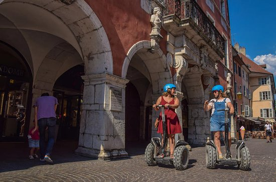 Annecy Segway 1h30 Tour