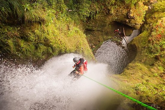 Canyoning Tour - Ribeiro Frio - Only...