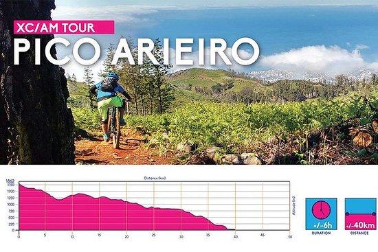 Mountainbiketour — Pico Arieiro