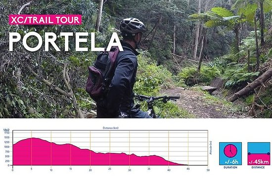 Mountain Biking Tour - Portela Tour