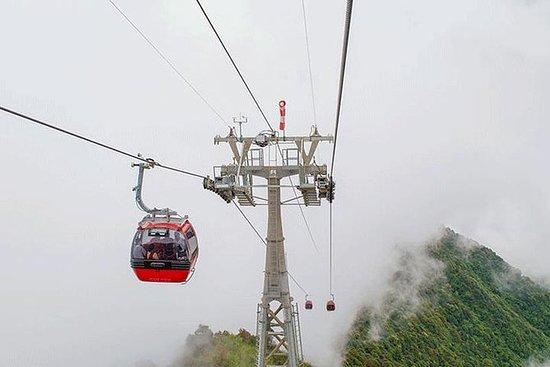 Halvdagstur på Chandragiri Hills med...
