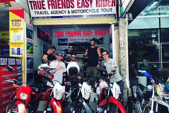 01 Dagtocht motorfiets Tour Nha trang ...