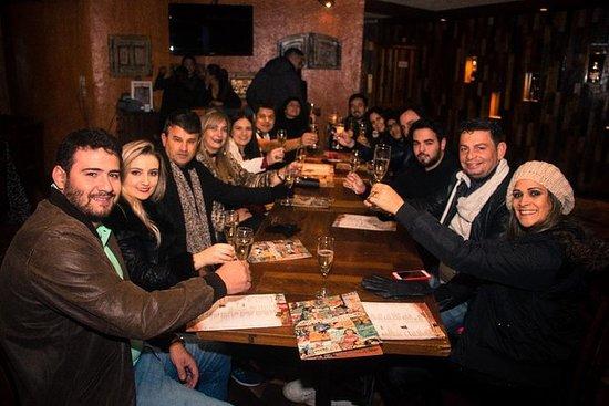 Nachtleben in Santiago mit Drinks und...