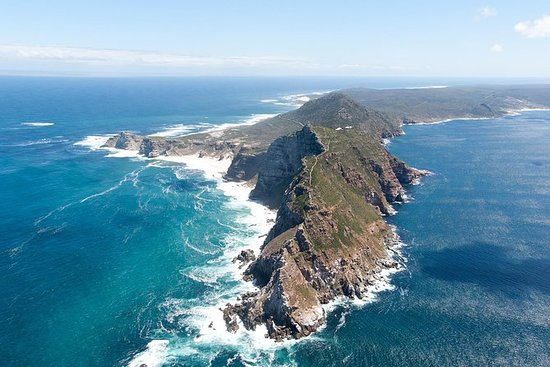 Full-Day Golf og Cape Point Peninsula...