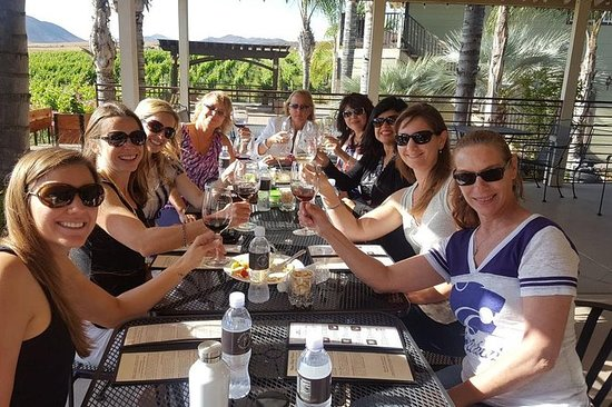 Visita Guiada al Vino de Temecula...