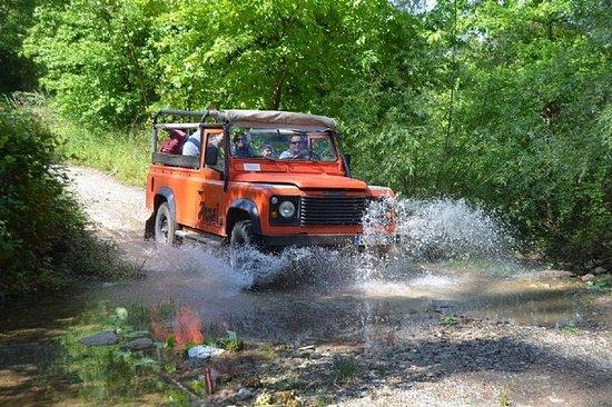 Ecoventure Jeep Safari und Cleopatra...