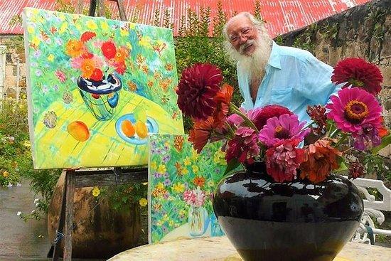 Art Tour: Besuchen Sie die Künstler...