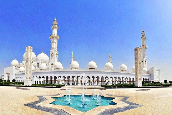 Abu Dhabi Full-Day Sightseeing Tour...
