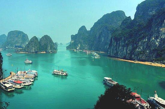 Hanoi- Halong Bay day Cruise Private...
