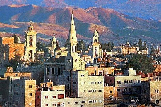 Bethléem et Jérusalem en petit groupe