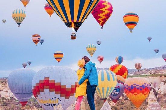 Cappadocia ballonger turer med frokost