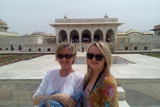 One Day Taj Mahal Tour desde Jaipur...