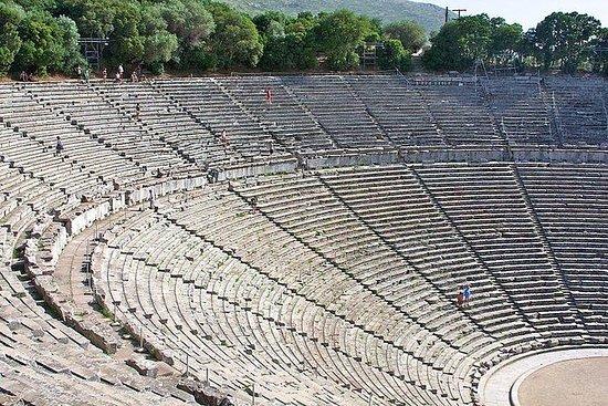 Tour de grupos pequeños de Epidauro...