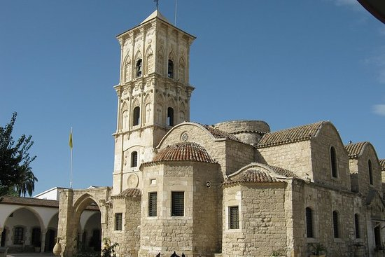 8-Hour Cyprus Roundtrip Tour from...
