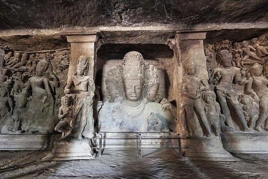 Visita guiada por la cueva Elephanta