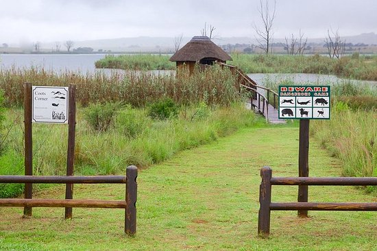 Rietvlei Nature Reserve half-day tour...