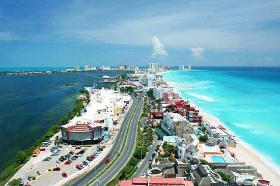 Cancun City Tour en winkelen vanuit ...