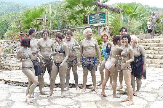Dalyan Turtle Beach and Mud Baths...