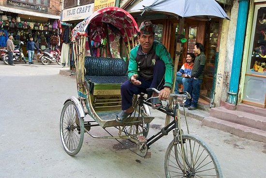 Private Rickshaw Sightseeing Tour for...