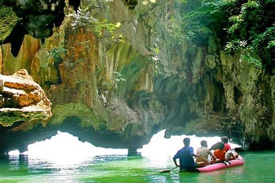 Full-Day Guided Phang Nga Bay Tour by...