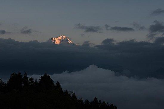 Nagarkot Sunrise et journée complète...