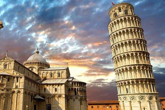 Petit tour de Rome à Pise