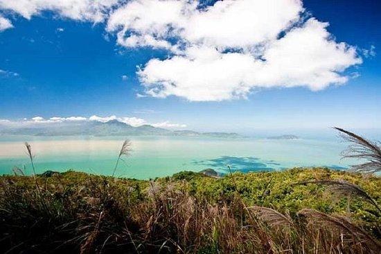 Montanhas de Danang - Panorama...