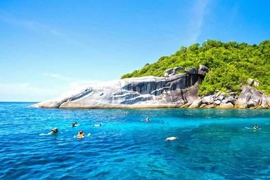 Similan Island Tour Premuim Tour mit...